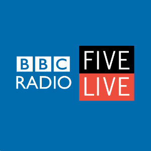 Radio Five Live logo (2000)