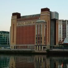 Photo of Baltic Flour Mill, taken at IWMW 2014