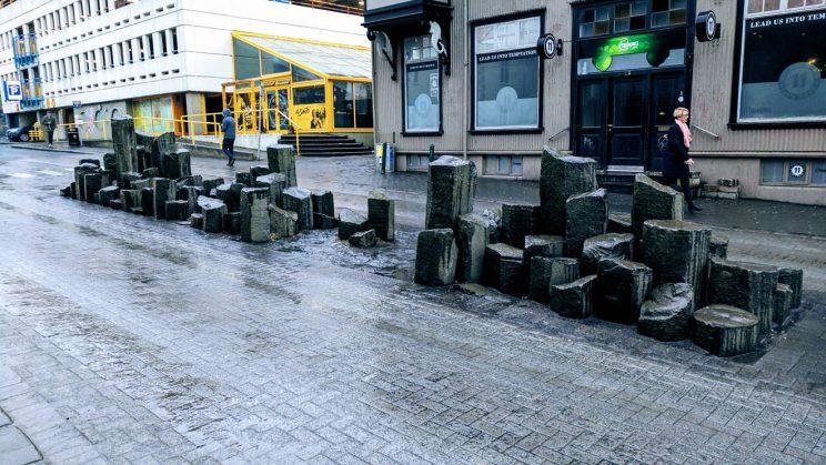 Reykjavik public art