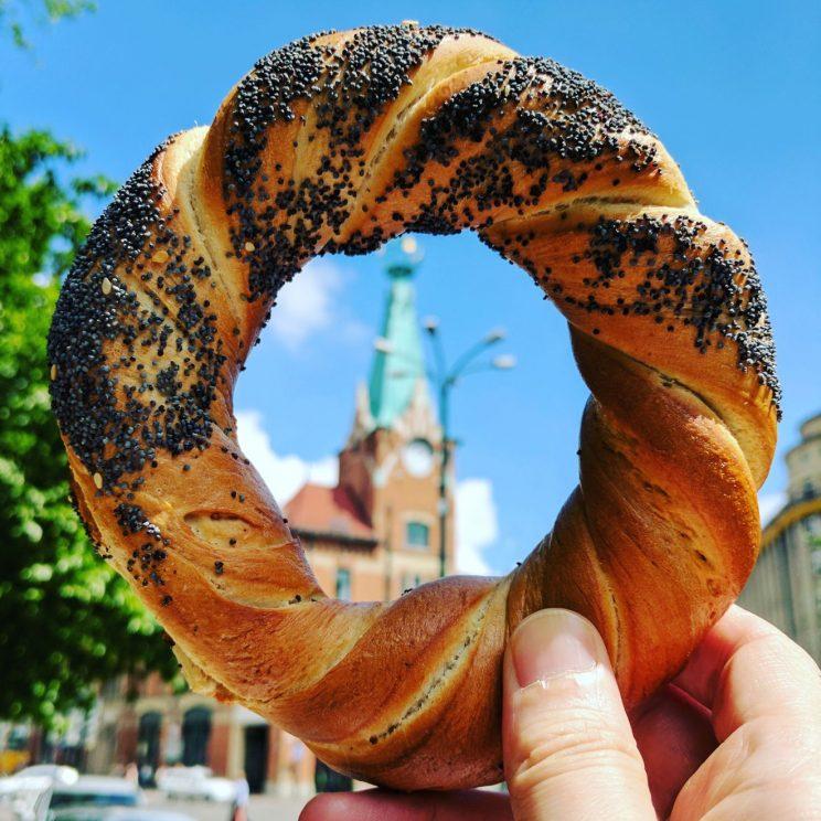 Bread in Krakow
