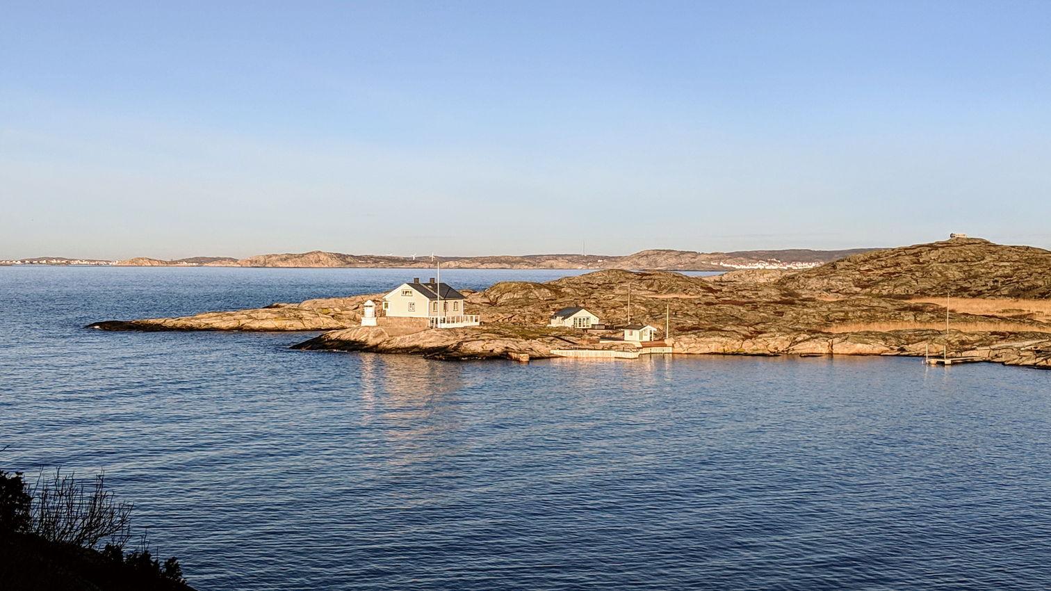 Coastline at Marstrand