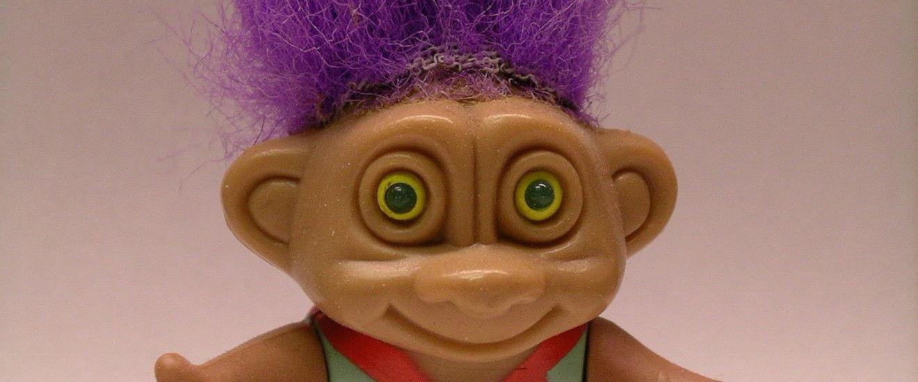 A troll