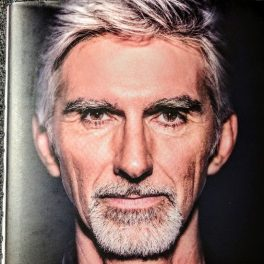 Damon Hill - Watching the Wheels - book cover