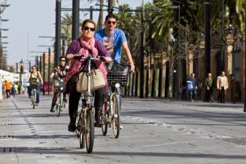 Cycling in Seville