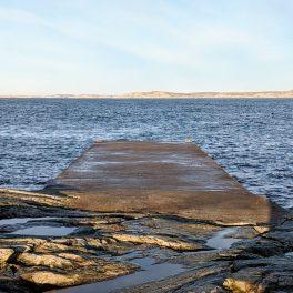 Pier at Marstrand