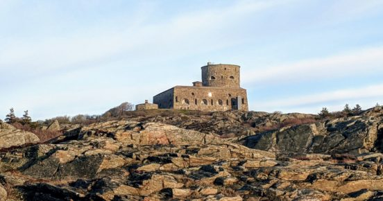 Carlsten's Fortress